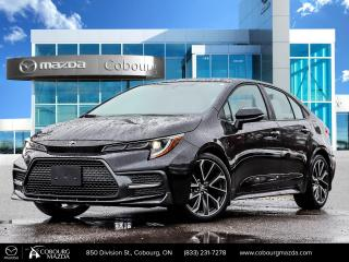 Used 2020 Toyota Corolla SE for sale in Cobourg, ON