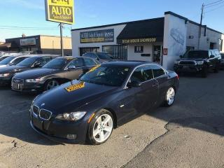 Used 2007 BMW 335i i 6 SPEED MANUAL  LOW MILEAGE for sale in Etobicoke, ON