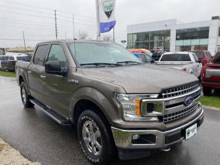 Used 2018 Ford F-150 XLT for sale in Barrie, ON
