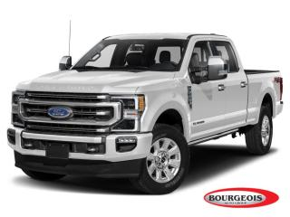 Used 2020 Ford F-250 Platinum for sale in Midland, ON