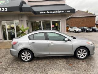 Used 2013 Mazda MAZDA3 GX for sale in Mississauga, ON