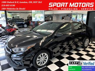 Used 2019 Kia Forte LX+ApplePlay+Heated Seats+Camera+CLEAN CARFAX for sale in London, ON