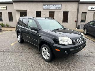 Used 2006 Nissan X-Trail SE,ONE OWNER,NO ACCIDENTS,MINT,NO RUST !!CERTIFIED for sale in Burlington, ON
