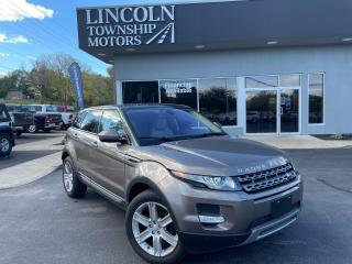 Used 2015 Land Rover Range Rover Evoque Pure City for sale in Beamsville, ON