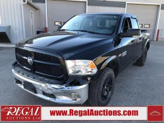Used 2016 RAM 1500 OUTDOORSMAN for sale in Calgary, AB