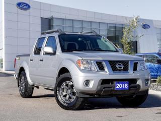 Used 2018 Nissan Frontier PRO-4X NAV | ROOF | LOW KM for sale in Winnipeg, MB