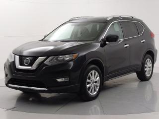 Used 2017 Nissan Rogue SV Tech PKG AWD, Nav, Bluetooth, Moonroof, Heated steering/seats for sale in Winnipeg, MB