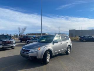 Used 2010 Subaru Forester X Sport | $0 DOWN - EVERYONE APPROVED!! for sale in Calgary, AB