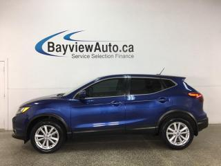 Used 2018 Nissan Qashqai - 6SPD! REVERSE CAM! ALLOYS! FULL PWR GROUP! + MORE! for sale in Belleville, ON