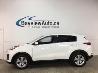 Used 2017 Kia Sportage LX for sale in Belleville, ON