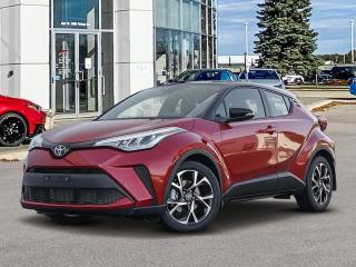 New 2021 Toyota C-HR XLE Premium for sale in Winnipeg, MB