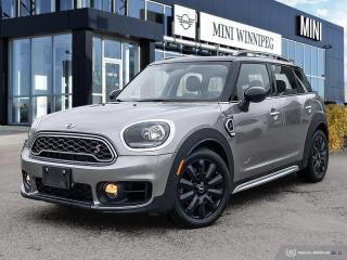 Used 2018 MINI Cooper Countryman Cooper S Local! Accident Free! 2 New Tires! Absolutely Loaded! for sale in Winnipeg, MB