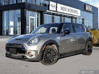 Used 2017 MINI Cooper Clubman S Essentials! Loaded! Front Window Defrost! for sale in Winnipeg, MB
