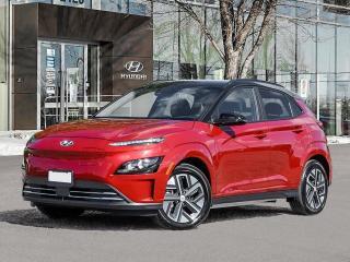 New 2022 Hyundai KONA Electric for sale in Winnipeg, MB