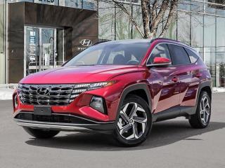 New 2022 Hyundai Tucson Hybrid Ultimate for sale in Winnipeg, MB
