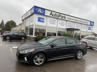 Used 2018 Hyundai Sonata for sale in Brampton, ON