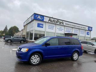 Used 2018 Dodge Grand Caravan CVP/SXT for sale in Brampton, ON