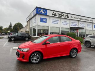 Used 2017 Chevrolet Sonic LT Auto for sale in Brampton, ON