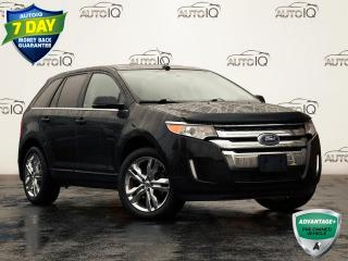 Used 2013 Ford Edge Limited LIMITED | 3.5L | V6 | AWD | VOICE-ACTIVATED NAVIGATION | POWER WINDOWS | POWER LIFTGATE | HEATED FRO for sale in Waterloo, ON