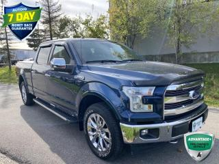 Used 2017 Ford F-150 Lariat   CLEAN CARFAX   ALLOYS   MOON ROOF   TRAILER TOW PKG   for sale in Barrie, ON