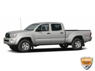 Used 2007 Toyota Tacoma V6 | ALLOYS | CLOTH INTERIOR | KEYLESS ENTRY | for sale in Barrie, ON