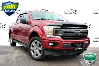 Used 2019 Ford F-150 XLT SPORT CREW CAB 4X4 PANORAMIC SUNROOF NAVIGATION for sale in Hamilton, ON
