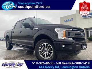 Used 2020 Ford F-150 XLT|4X4 SPORT|NAV|HTD SEATS|BLUETOOTH|TRAILER HITCH| for sale in Leamington, ON