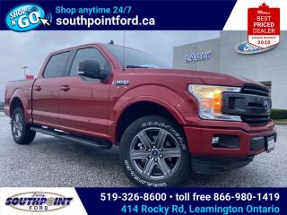 Used 2020 Ford F-150 XLT 4X4 NAV CRUISE CONTROL HTD SEATS REMOTE START BLUETOOTH  for sale in Leamington, ON