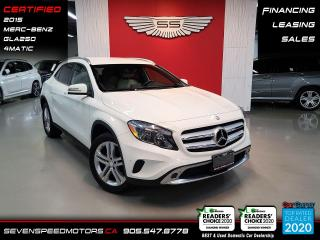 Used 2015 Mercedes-Benz GLA for sale in Oakville, ON