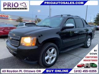 Used 2008 Chevrolet Avalanche 4WD Crew Cab LT2 for sale in Ottawa, ON