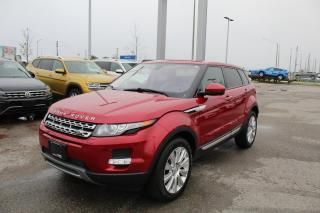 Used 2015 Land Rover Evoque 2.0L SE for sale in Whitby, ON