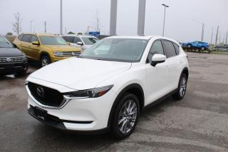 Used 2019 Mazda CX-5 2.5L GT for sale in Whitby, ON