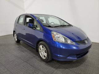 Used 2013 Honda Fit LX AUTOMATIQUE Climatiseur - Bluetooth for sale in Laval, QC
