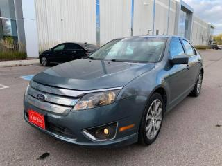 Used 2012 Ford Fusion 4dr Sdn SEL FWD for sale in Mississauga, ON
