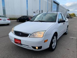 Used 2007 Ford Focus 4DR SDN for sale in Mississauga, ON