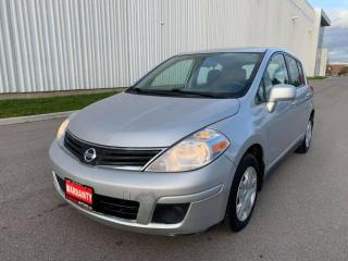 Used 2012 Nissan Versa 5dr HB 1.8 for sale in Mississauga, ON