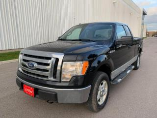 Used 2009 Ford F-150 4WD SUPERCAB for sale in Mississauga, ON