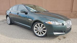 Used 2012 Jaguar XF 4dr Sdn Portfolio w/Sport Pkg, Leather, Nav, Sunroof, B.cam for sale in Calgary, AB