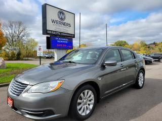 Used 2012 Chrysler 200 LX for sale in Cambridge, ON