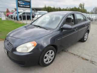 Used 2008 Hyundai Accent GREAT SERVICE for sale in Newmarket, ON