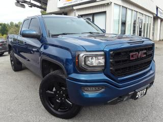 Used 2019 GMC Sierra 1500 Limited Elevation Double Cab 4WD - BACK-UP CAM! REMOTE START! for sale in Kitchener, ON