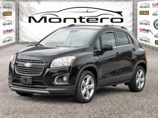 Used 2016 Chevrolet Trax AWD 4DR LTZ for sale in North York, ON