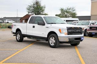 Used 2012 Ford F-150 4WD SUPERCAB for sale in Brampton, ON