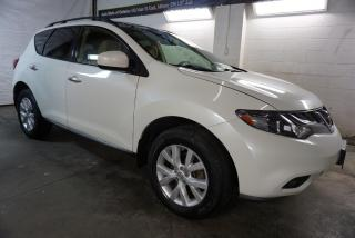Used 2013 Nissan Murano SV AWD CERTIFIED CAMERA P SUNROOF HEATED SEATS BLUETOOTH CRUISE ALLOYS for sale in Milton, ON