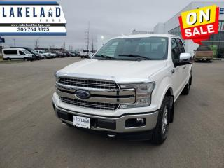 Used 2018 Ford F-150 - $357 B/W - Low Mileage for sale in Prince Albert, SK