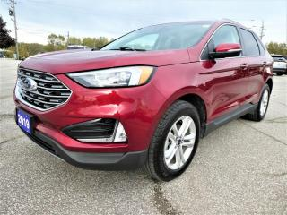 Used 2019 Ford Edge SEL | Navigation | Blind Spot | Heated Seats for sale in Essex, ON