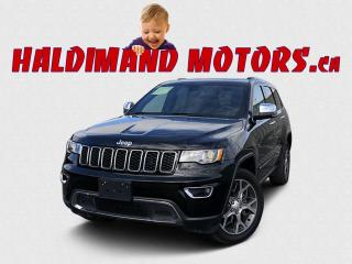 Used 2020 Jeep Grand Cherokee LIMITED 4WD for sale in Cayuga, ON