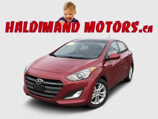 Used 2017 Hyundai Elantra GT GLS 2WD for sale in Cayuga, ON