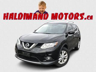 Used 2015 Nissan Rogue SV AWD for sale in Cayuga, ON