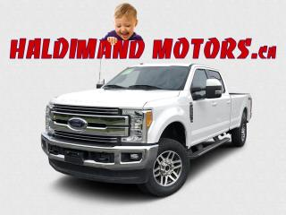 Used 2017 Ford F-250 SD Lariat CREW 4WD for sale in Cayuga, ON